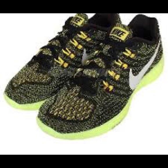 finest selection 1e910 741bb Nike Lunartempo 2 Yellow - Size 9.5